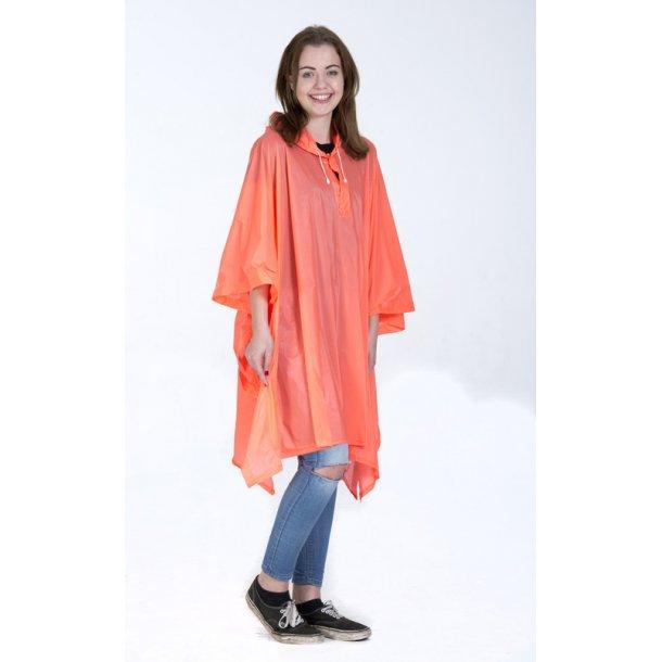 Regnslag  - orange pvc