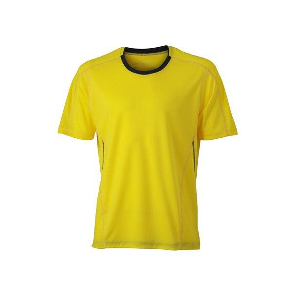 James & Nicholson løbe T-shirt