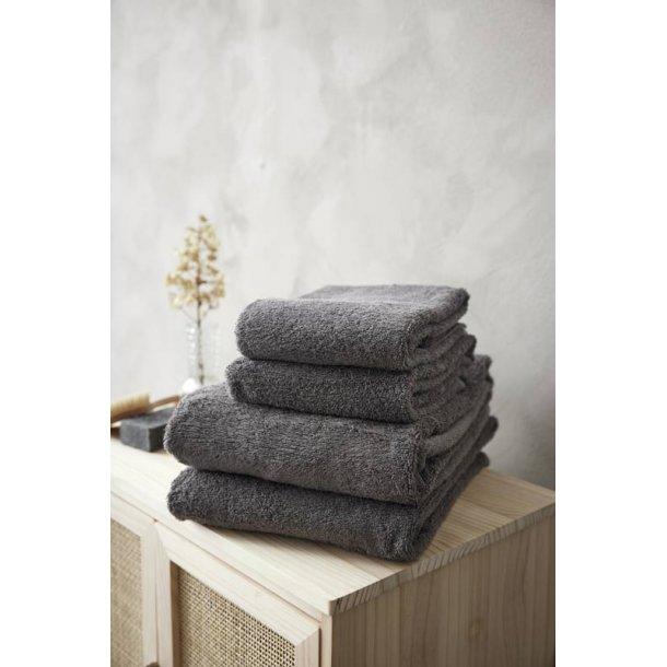 Södahl håndklæder gavepakke 4 stk - Grey