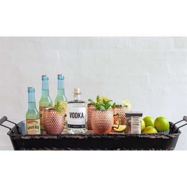 Moscow mule krus & vodka - gaveæske
