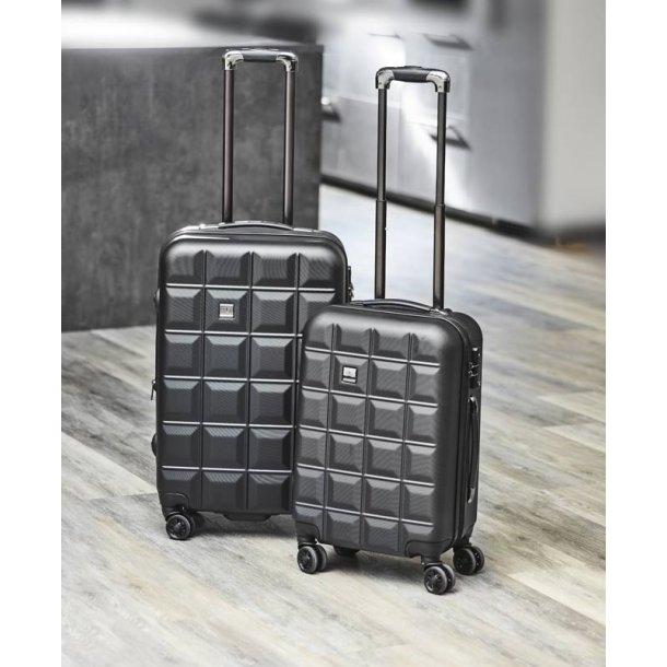 Bon Gout Spinner Singapore kuffertsæt - sort