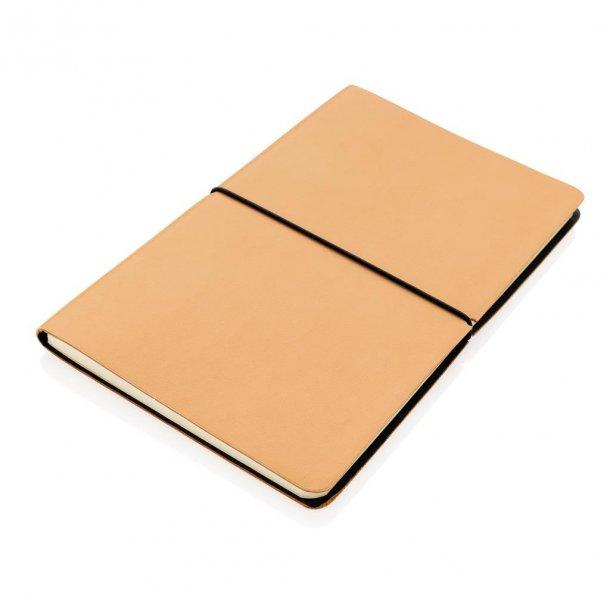 Moderne A5 notesbog luksus softcover
