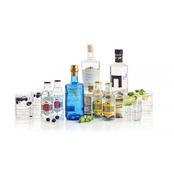 Giga Norwegian Gin Pakke
