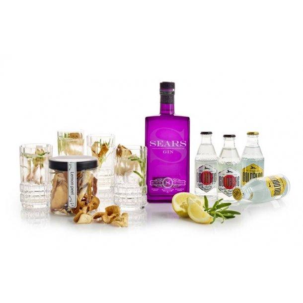 Gin & Tonic & glas - SEARS