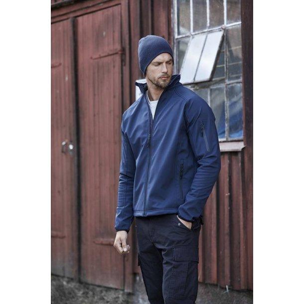 Letvægts performance softshell jakke