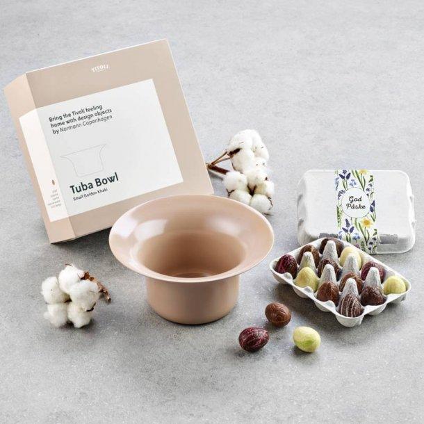 Tivoli Tuba lille  khaki - m/mini luksusæg