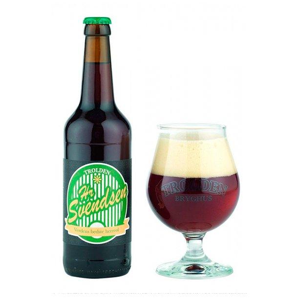 Hr. Svendsen - Dansk mikro bryggeri - kun private label