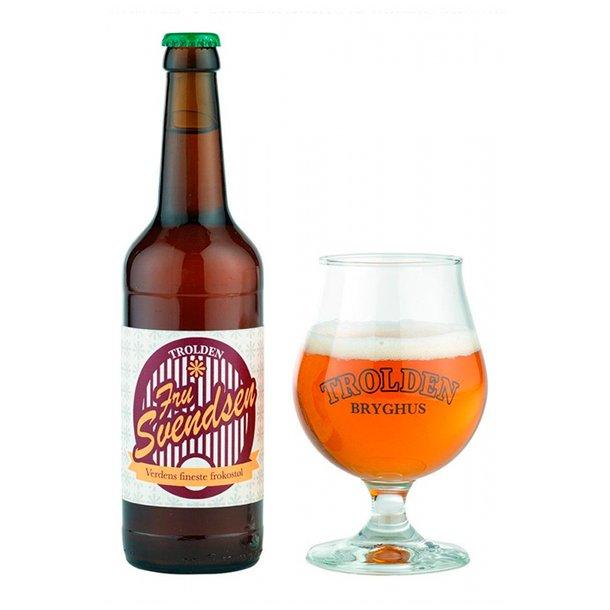 Fru Svendsen - Dansk mikro bryggeri - kun private label