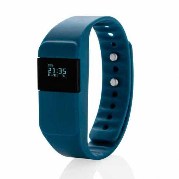 Keep Fit activity tracker - blå