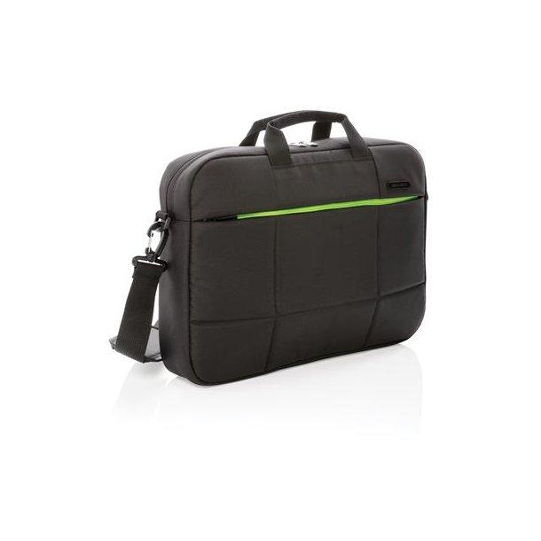 Soho Rpet laptop taske - miljø rigtig