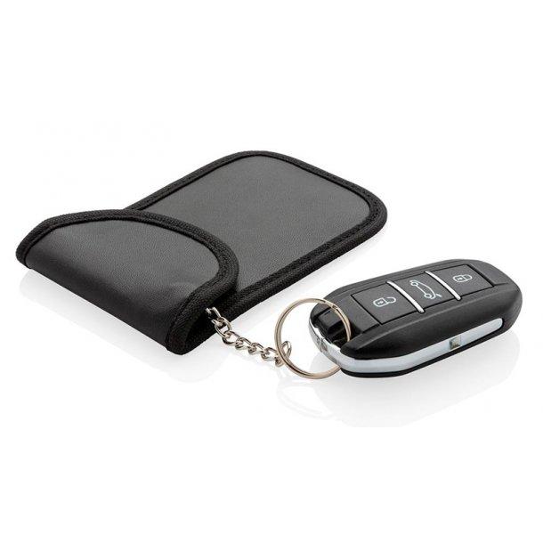 Nøgleholder med RFID beskyttelse