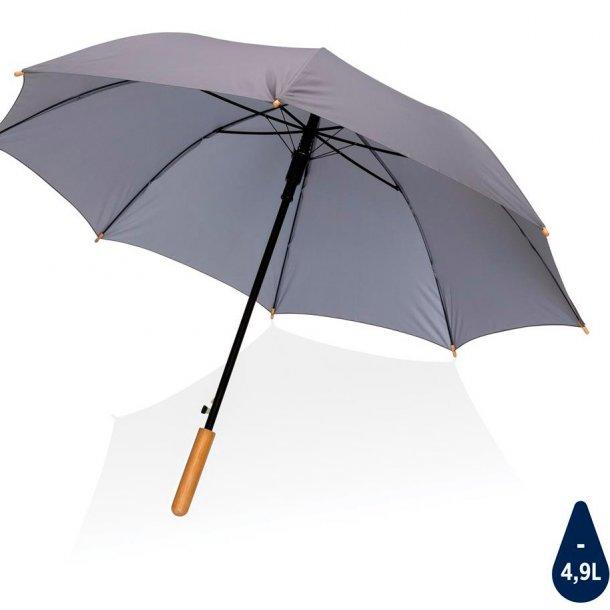 Impact Aware paraply - miljø rigtig - automatisk åbning