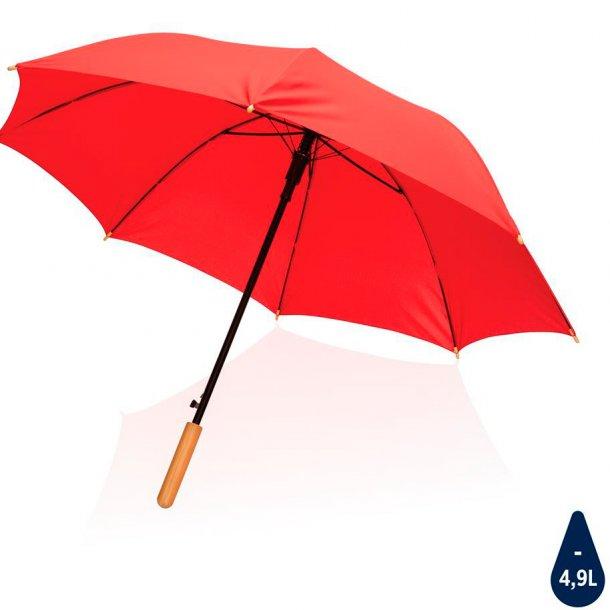 Impact Aware paraply - miljø rigtig