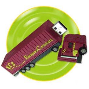 USB stick med logo