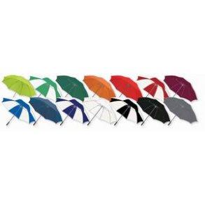 Paraply med logotryk