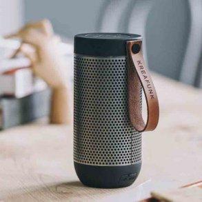 Højtaler med Bluetooth