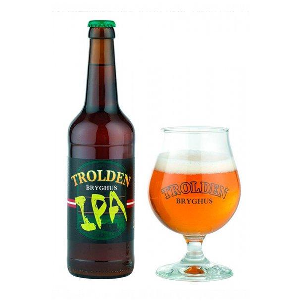 Trolden IPA - Dansk mikro bryggeri - kun private label