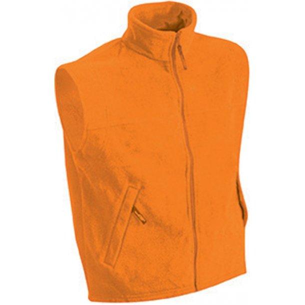 James & Nicholson fleece vest