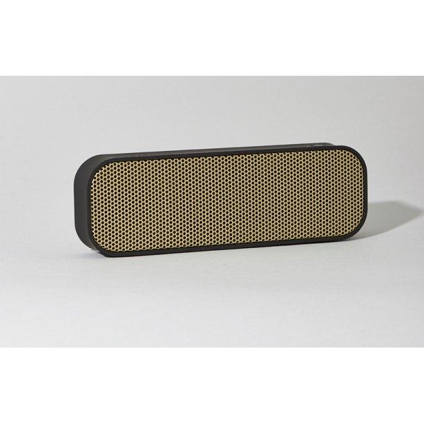 aGROOVE - bluetooth højtaler - sort