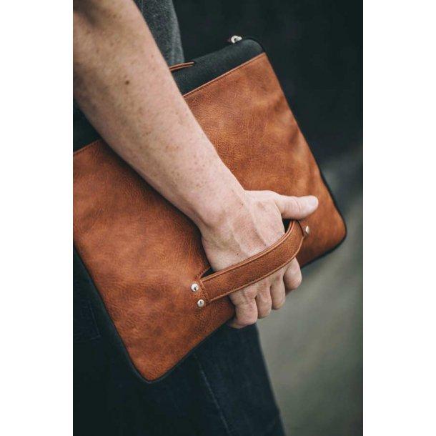 aSLEEVE - Laptop taske fra Kreafunk - antracit
