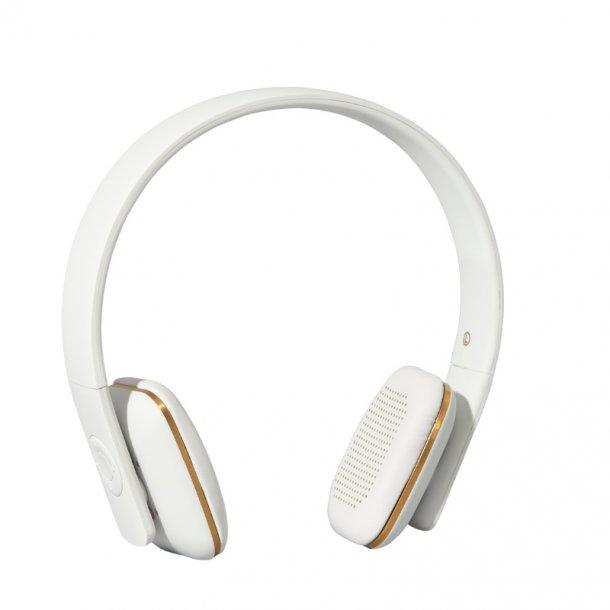 Kreafunk høretelefon - aHead - hvid