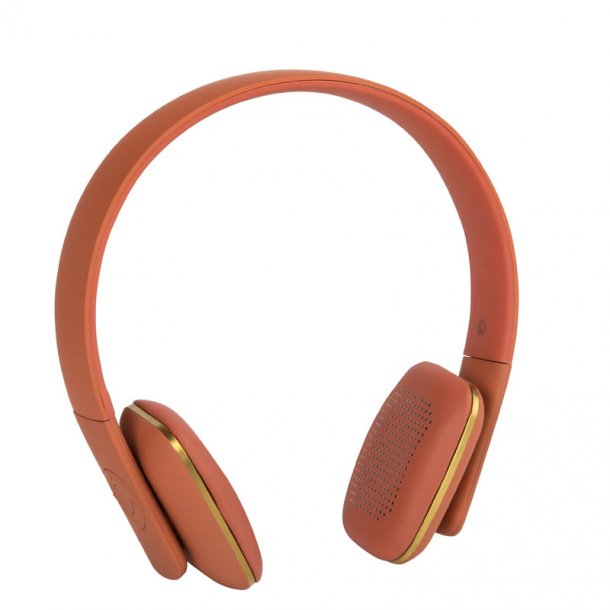 Kreafunk høretelefon - aHead - soft coral