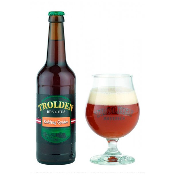 Trolden gylden - Dansk mikro bryggeri - kun private label