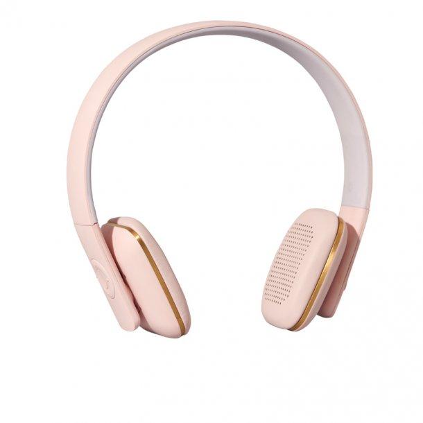 Kreafunk høretelefon - aHead - dusty pink