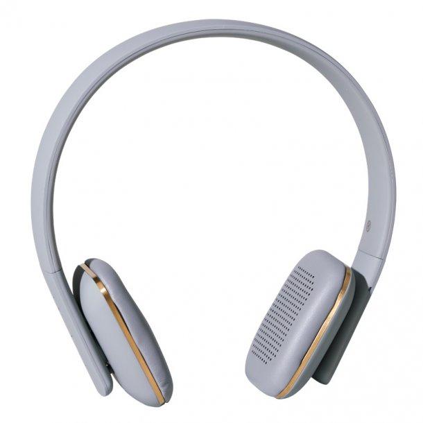 Kreafunk høretelefon - aHead - grå
