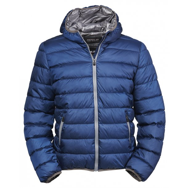 TeeJays Zepelin jakke med hætte