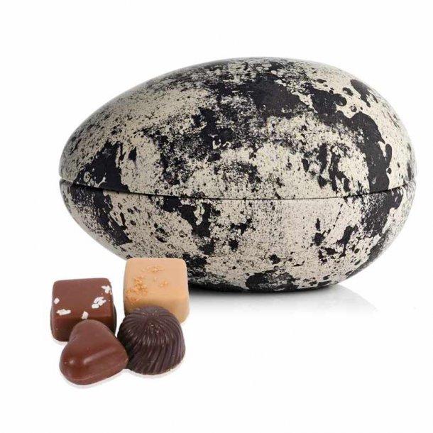 Metalæg - Vagtel m / økologisk luksus chokolade