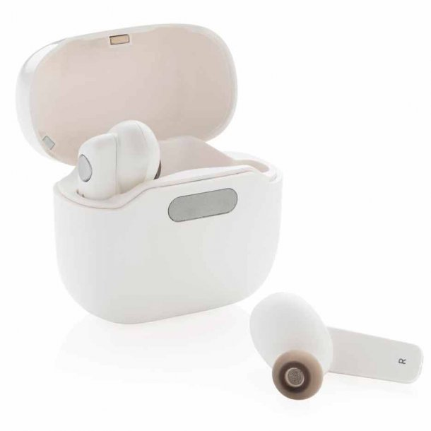 TWS øretelefon i UV-C steriliserings oplade etui