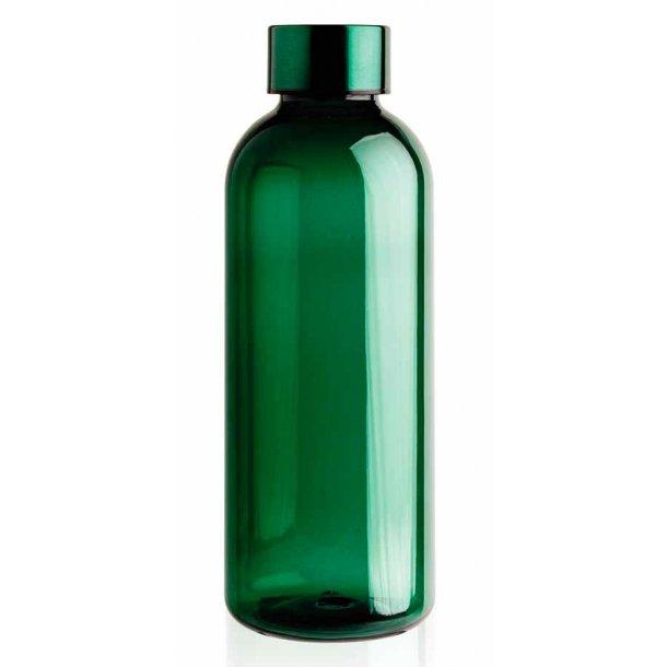 Leakproof vandflaske med metal låg - 620 ml.