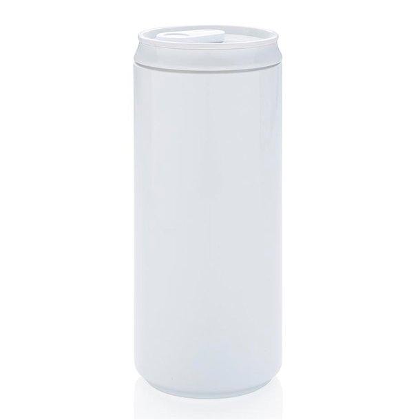 Drikkeflaske  - miljørigtig - 100% PLA - 330 ml.