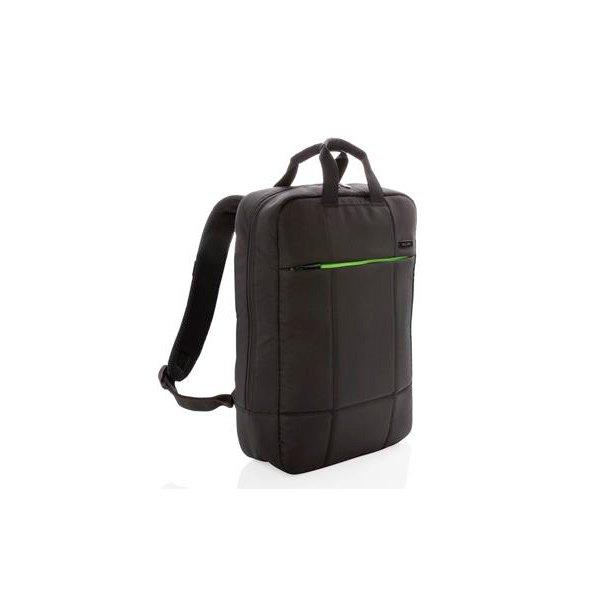 Soho laptop rygsæk - miljø rigtig