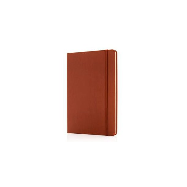 Luksus hardcover PU A5 notesbog
