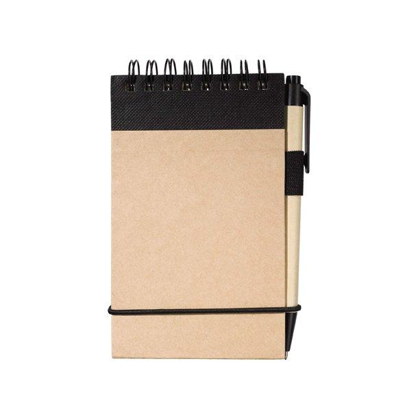 Notesblok i genbrugspapir