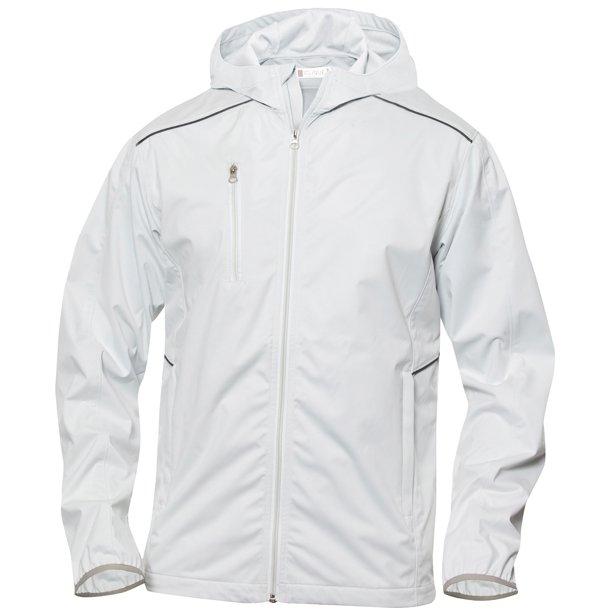 Sporty softshell jakke