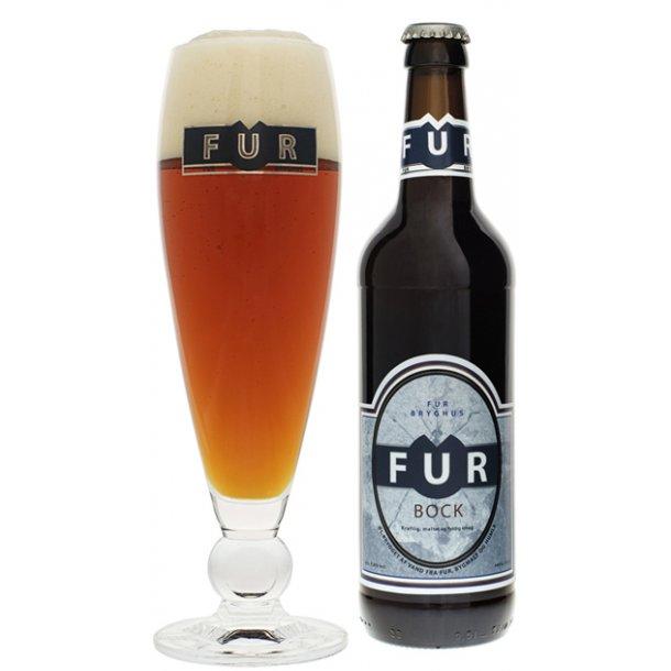 Special øl med egen etikette fra FUR Bryghus