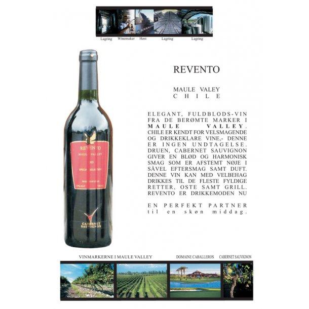 Revento Cabernet Sauvignon