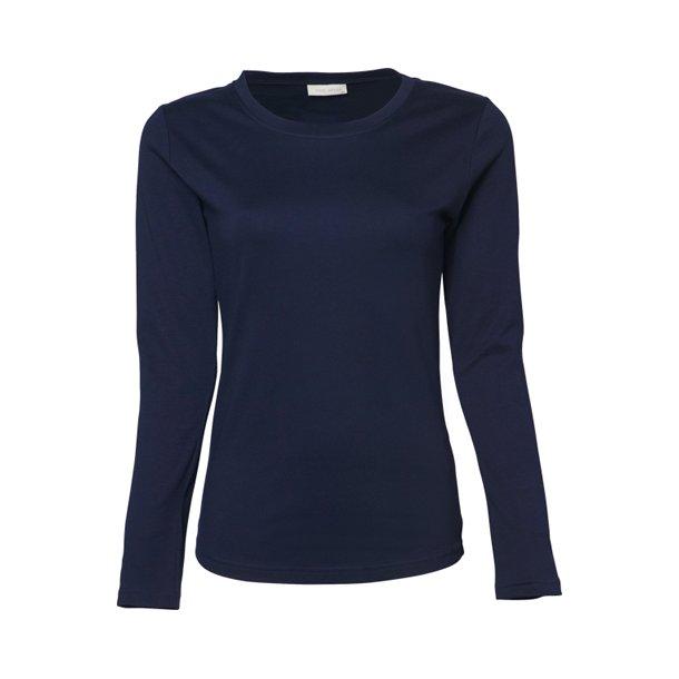 T shirts -TeeJay interlock med lange ærmer