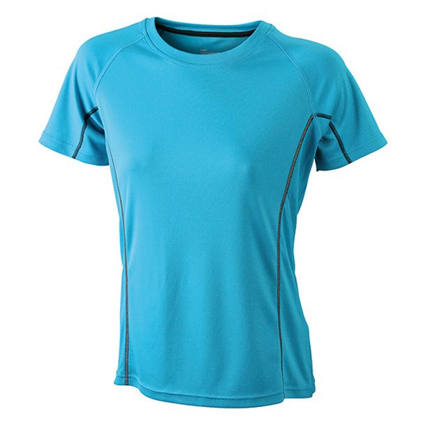 Refleks løbe t-shirt