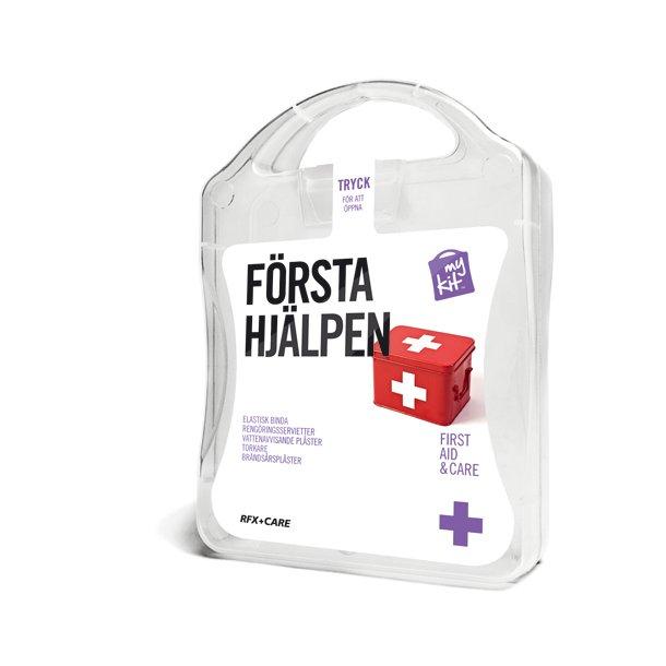 MyKit æsken - førstehjælp