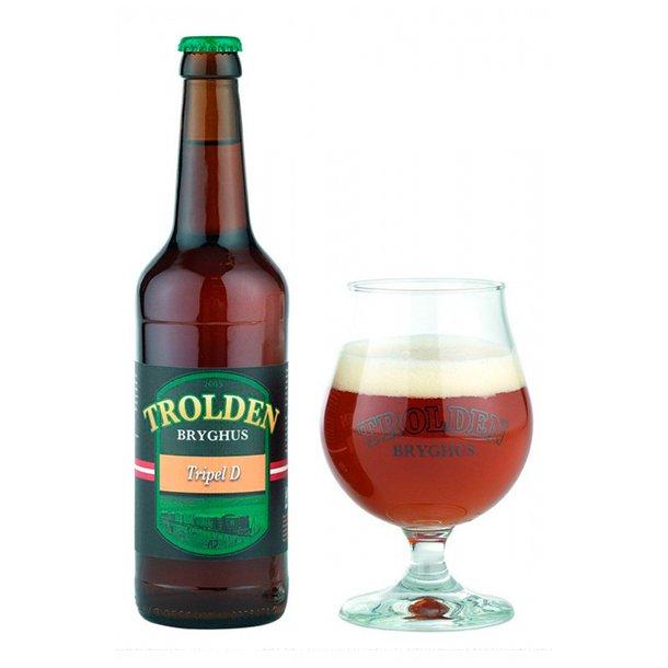 Tripel D - Dansk mikro bryggeri - kun private label