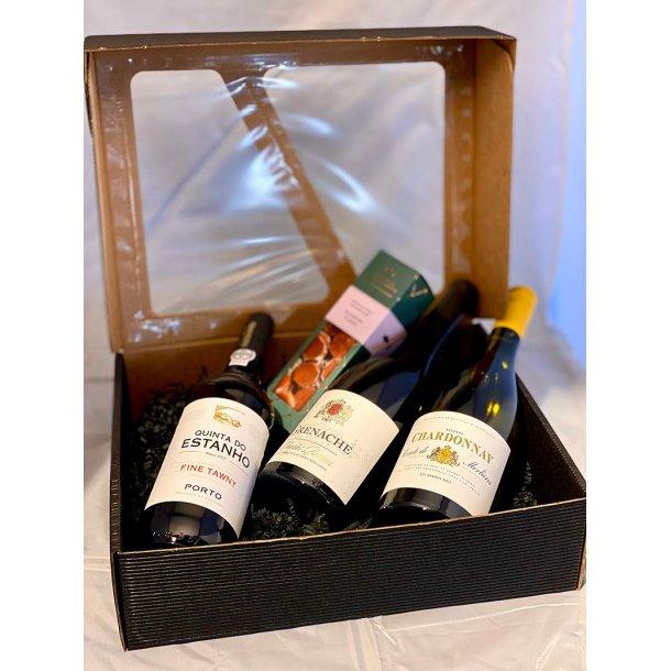 Vin pakken